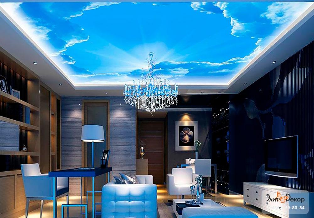 3D Потолок 02