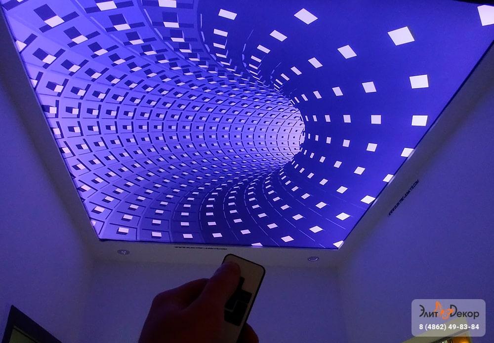 3D Потолок 03