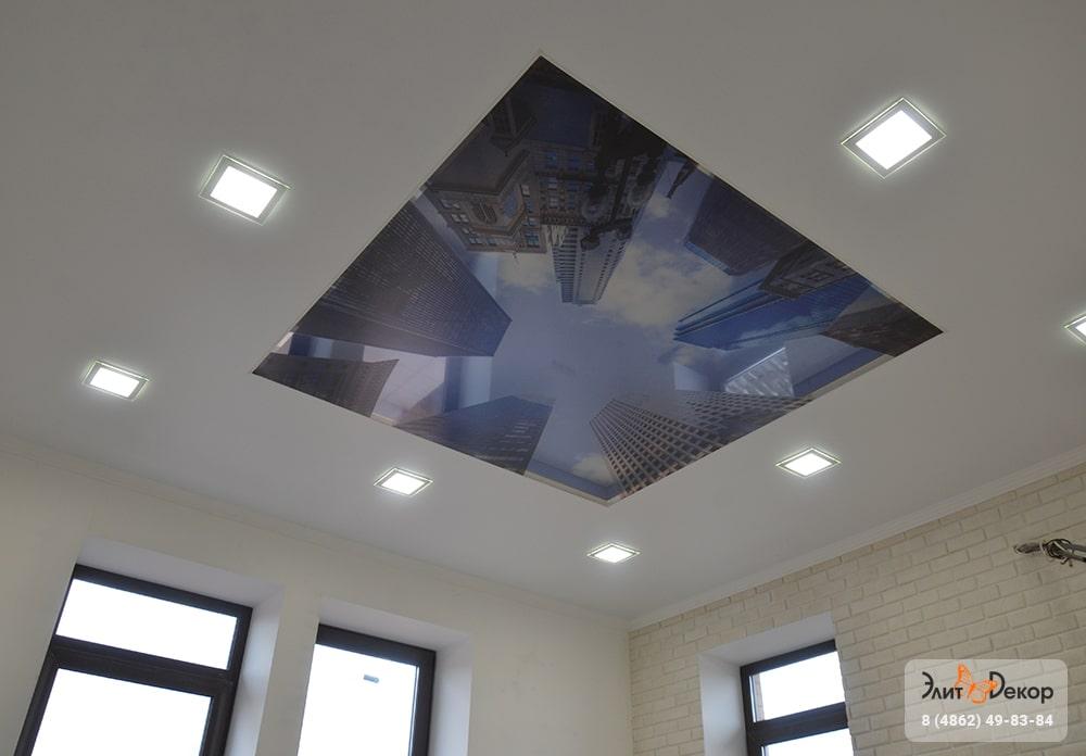 3D Потолок 04