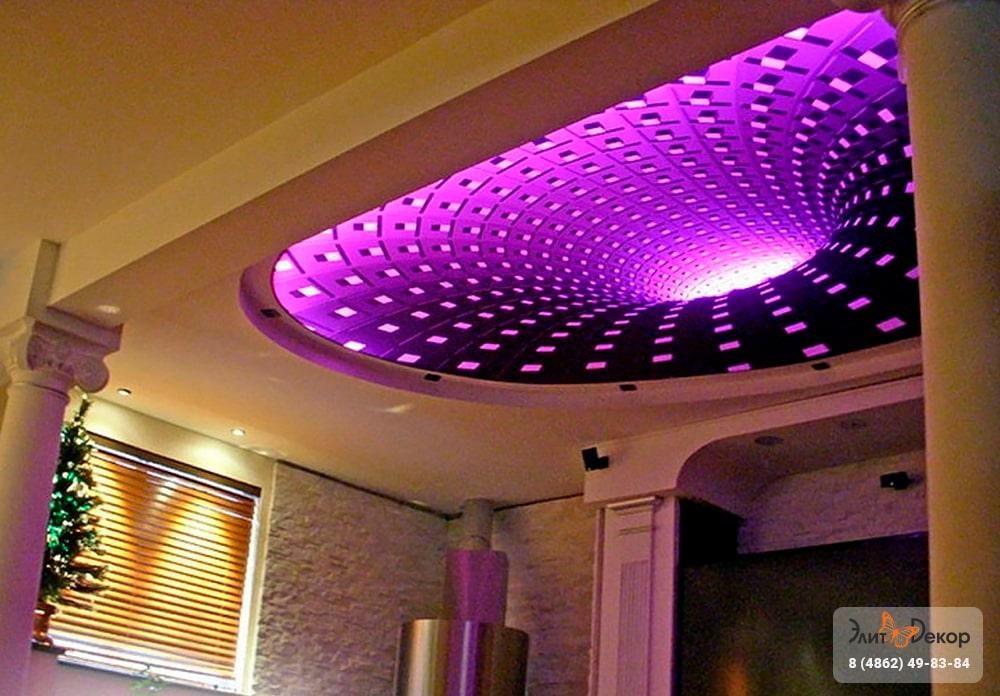 3D Потолок 06