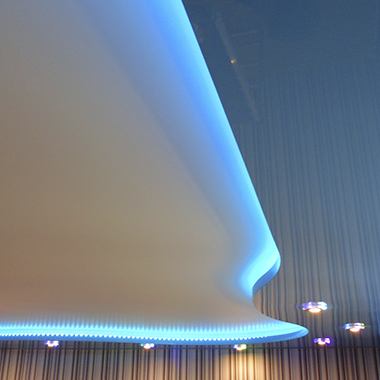 Как формируется цена натяжной потолок и от чего зависит?